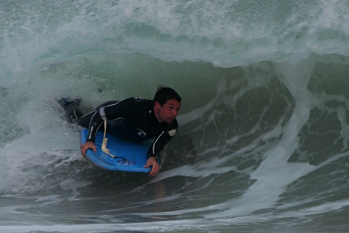 Jerseybodyboarding's Colin Crowther at Les Laveurs